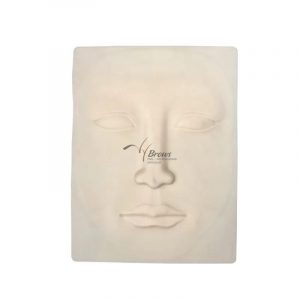 Berlin Silicon Permanent Makeup 3D Tattoo Face Practice Skin